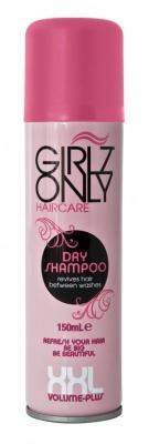 Suchý šampon na vlasy pro objem Girlz Only XXL Volume Plus 150ml