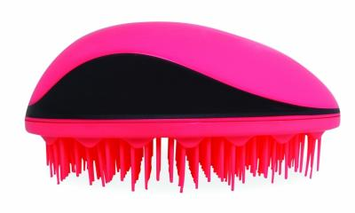 TT Rainbow Brush Pink - rozčesávací kartáč
