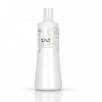WELLA BLONDOR Freelights Developer 1000 ml 40 Vol. 12% 1000 ml