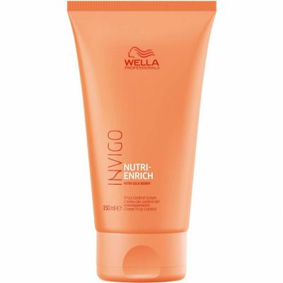 Wella Professionals krém na vlasy Invigo Nutri Enrich Straight Leave-In Cream 150ml