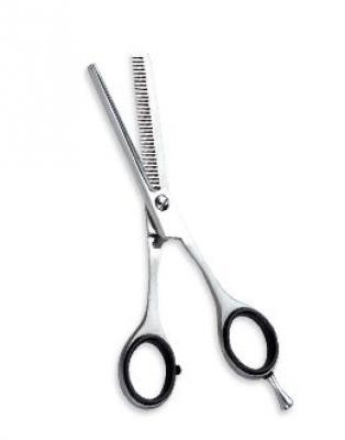 Xanitalia kadeřnické nůžky efilační jednostranné, 36 zubů, č.5,5 400956