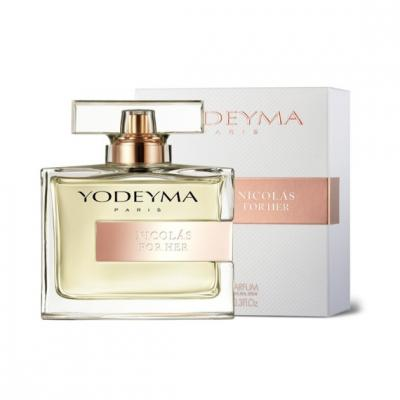 Yodeyma Paris Eau de Parfum NICOLAS FOR HER 100ml