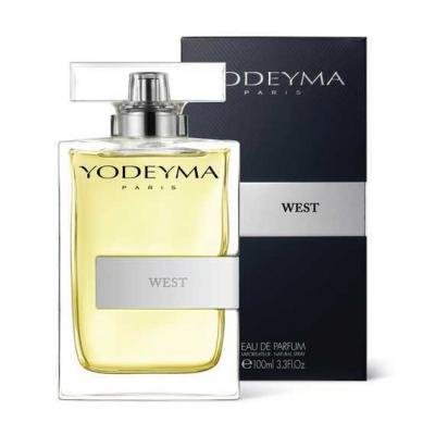 Yodeyma Paris Eau de Parfum WEST 100ml