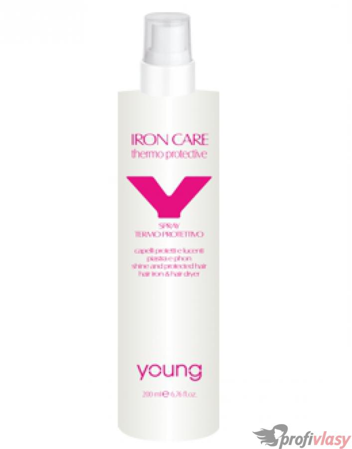 Young IRON CARE Termo ochranná žehlička ve spreji 200ml