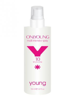Young multifunkční spray na vlasy Onlyoung 10v1 s intenzivním působením 150ml